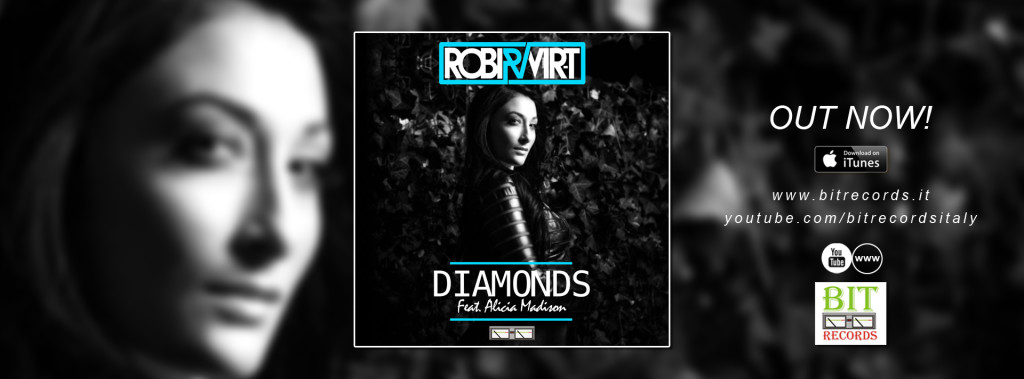 Robi & Vir-T feat. Alicia Madison - Diamonds FB