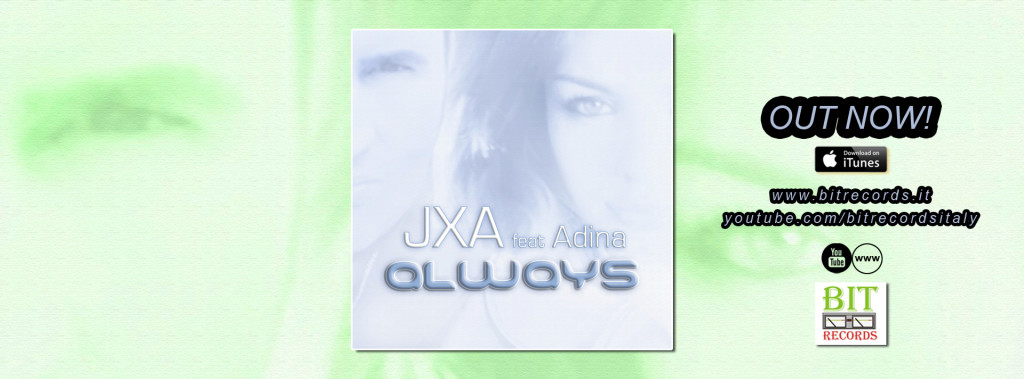 JXA feat Adina - Always FB copia