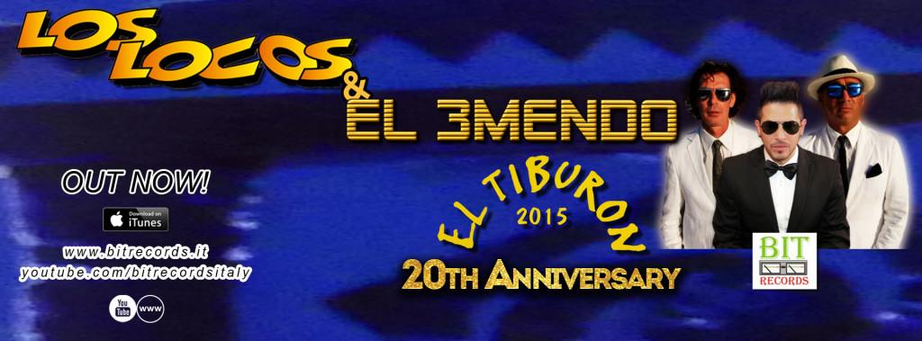 Los Locos & El 3mendo - El Tiburon 2015 FB 2