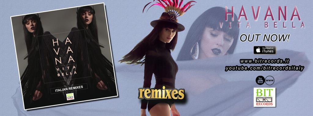 Havana - Vita bella (remixes) FB