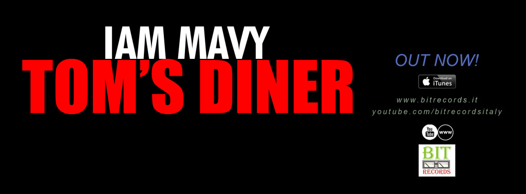 Iam Mavy - Tom's Diner FB copia