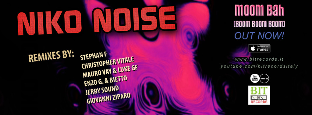 Niko Noise  - Moom Bah (Boom Boom Boom) FB copia