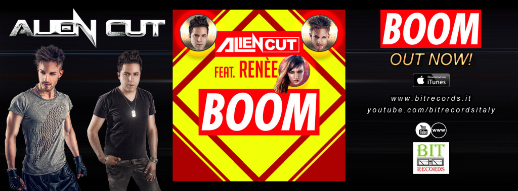 Alien Cut feat. Renèe - Boom FB