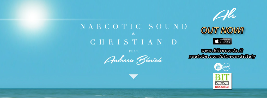 Narcotic Sound and Christian D feat Andreea Banica - Ale FB